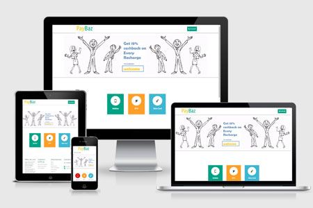 Mobile Recharge Website Development, Recharge Software